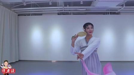 舞者孙科, 最美男旦, 绝美古典舞《伶人》