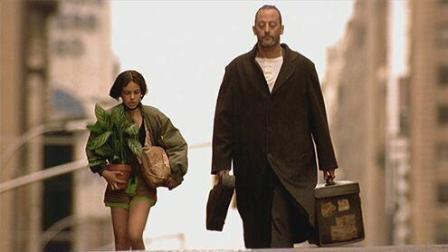 《这个杀手不太冷》大叔与萝莉智斗黑警