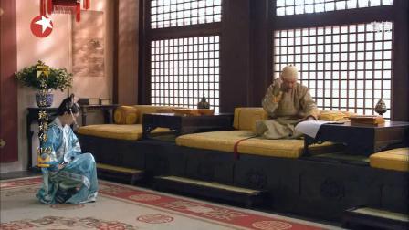 甄嬛传:前朝后宫不得安宁,华妃家族力庞大,众臣劝皇上原谅华妃