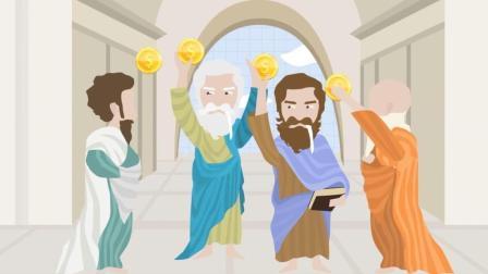 文明输给蛮力的原因是金融发展太快? 古雅典到底发生了什么?