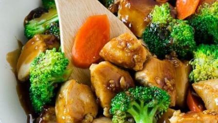 不会做饭必看, 5分钟吃到健康照烧鸡胸肉