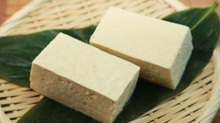 想吃豆腐不用出去买, 教你在家做, 步骤清楚明了, 看完你也会!
