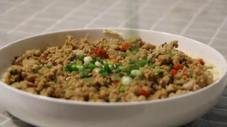 教你一个豆腐新吃法, 色香味俱全, 非常适合老人小孩吃, 上桌遭疯抢!