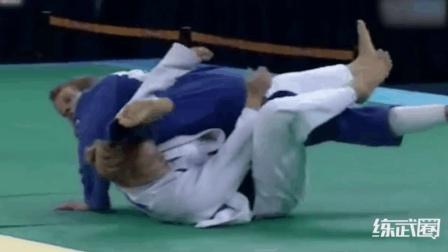 隆达罗西2008年北京奥运会柔道比赛视频, 从此之后她才进入了UFC!