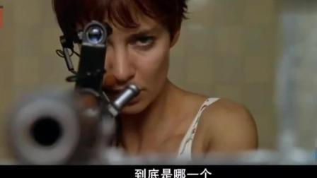收到狙杀任务, 女杀手酒店内瞬间组装狙击枪完成狙杀任务!