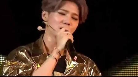鹿晗巡回演唱会一首《诺言》让全场观众如痴如醉, 太好听了