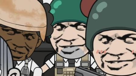 爆笑吃鸡:就因为全队人上错车,把司机打成盒子吃鸡了!