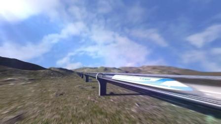 我国高铁在引领世界, 半小时北京到广州成现实, 成当今最快的高铁