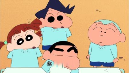 《蜡笔小新 第六季 》55集 阿呆真是喜欢金鱼呢,和平常的阿呆真的不一样哦