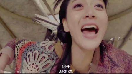 《江湖论剑实录》  舞女空降施救 变身女汉子拔剑射敌