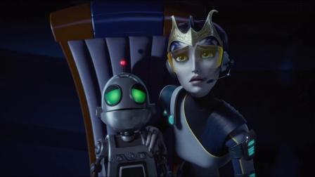 《银河守卫队》  发射光波灭行星 毁天灭地众人悲伤