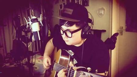 张国荣唯一一首让我听完起鸡皮疙瘩的歌曲《我》阳仔玩吉他 cover