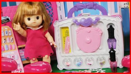 北美玩具 第一季 洋娃娃美甲玩具, 一起手工DIY做儿童美甲游戏
