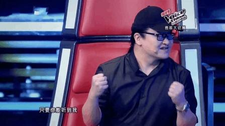 这才是正宗的中国好声音, 当杨宗纬一开唱, 刘欢就激动了!