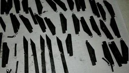 猎奇视频: 6个最危险的癖好! 男子吞刀上瘾, 在胃里取出42把刀! 大哥, 给跪了