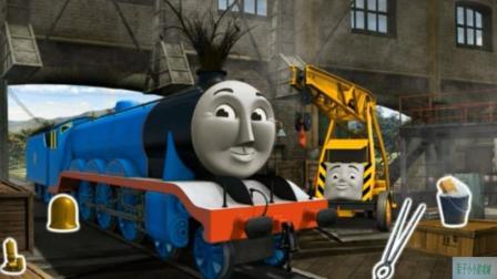 托马斯小火车和它的朋友们之修理托马斯小火车玩具
