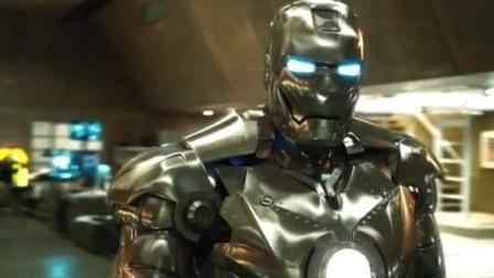 钢铁侠的新机甲设计的比较6