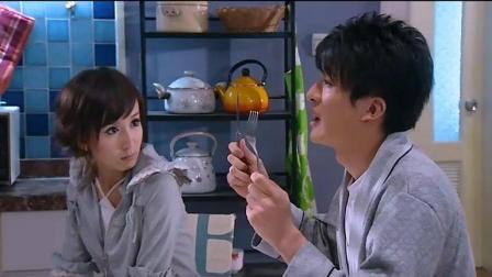 《爱情公寓1》搞笑片段, 曾小贤做早餐, 这真是一个不一般的早安
