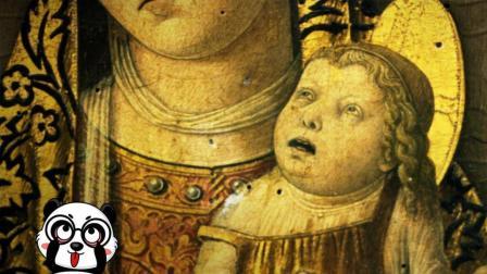 为什么中世纪油画里的婴儿都是一副丑样子?