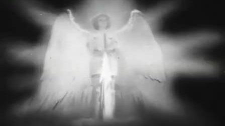 魔鬼和天使以浮士德打赌