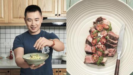 贝太厨房6月刊 | 人物味道 造洋饭书—韦恩, 阿根廷牛排