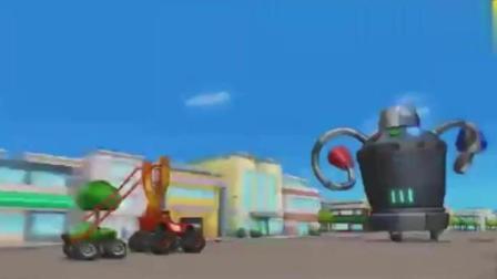 旋风战车队: 快点拯救那个超级大蛋糕飚速!