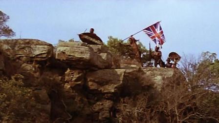 非洲原始部落大战西方现代文明, 英军被打的伤亡惨重, 溃不成军