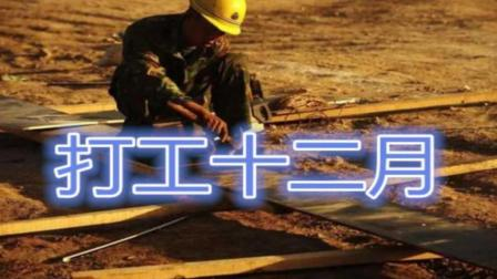 迟志强一首《打工十二月》唱出了多少在外打工人的心声