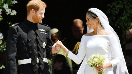 这次的婚礼可能是英国皇室婚礼史上zui任性的一次了