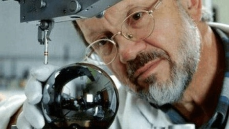 科学家耗时5年, 花费1000万, 做了一个世界最圆的球, 干什么用的?