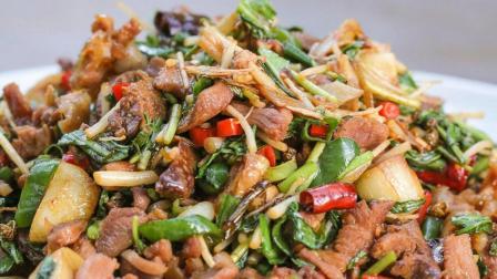 美食台 | 鸡肉小炒味道妙, 没厨艺也做得好!