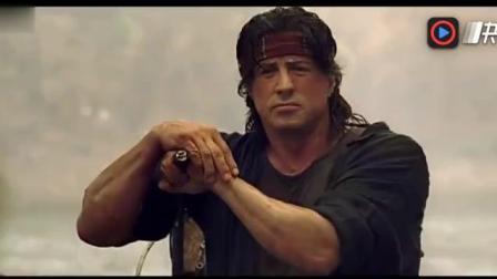 《第一滴血4》史泰龙为了拍这部电影壮着胆子练习抓眼镜蛇