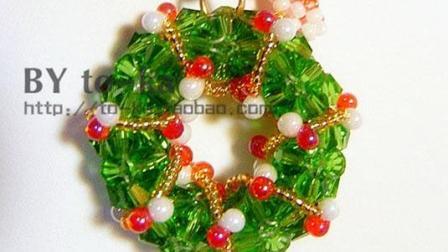 2-圣诞花环(花环装饰)-To-KA手工