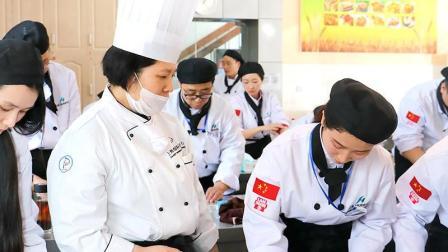 抹茶蛋糕教学/西点西餐培训/上海飞航学校