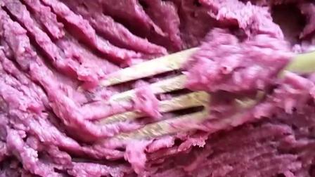 在家自制芝士焗紫薯, 真的很好吃!