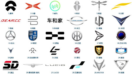 大咖演播厅:两年之后,新能源车这些Logo还会剩几个?-autov汽车生活网