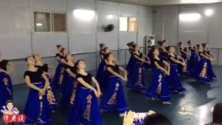 蒙古舞组合, 专业的才好看