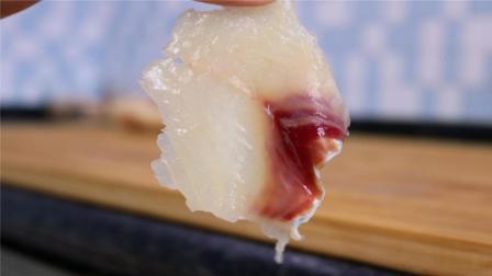 想要做好酸菜鱼, 片鱼片最关键, 大厨教你怎么片鱼片, 讲解详细
