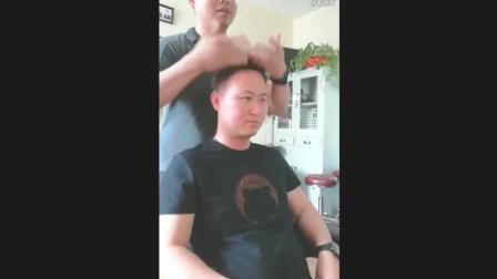 大叔秒变二十岁帅哥, 这就是发型的重要性!