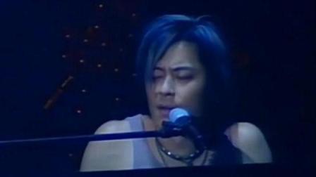 王杰演唱会上的《可能》杰哥年轻时候的嗓音无人能及!