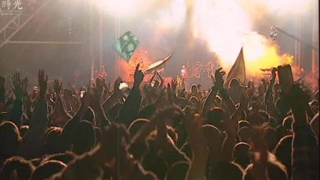【尘时光影像】最燃炸嗨的电子音乐现场 传奇电子乐队Faithless