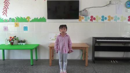 石台县小河镇小河中心幼儿园讲故事比赛之小狗熊拔牙