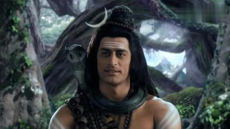 为了湿婆大天与帕尔瓦蒂的婚礼, 克拉什米女神都来帮忙了!