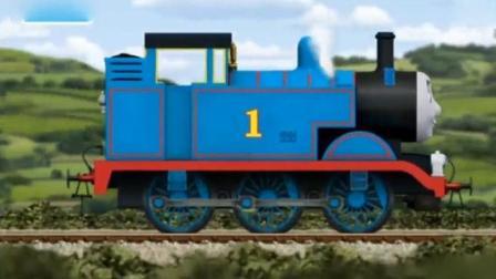 托马斯小火车和它的朋友们之托马斯旅游动画