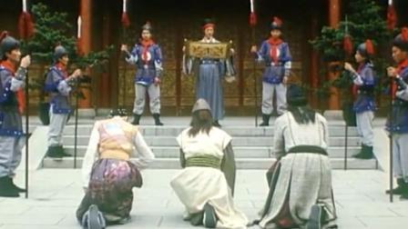 没有点口才,给皇上念圣旨都不够格,这么大段话中间一秒不能停!