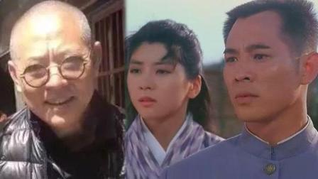55岁李连杰异常衰老 重温功夫男神经典形象(上)