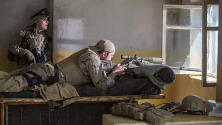 真实事件改编服役10年狙杀255人, 这就是现代狙击手的极致了