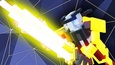 【屌德斯解说】 机器人大乱斗 大剑模式 下篇 脑残NPC疯狂击杀队友!