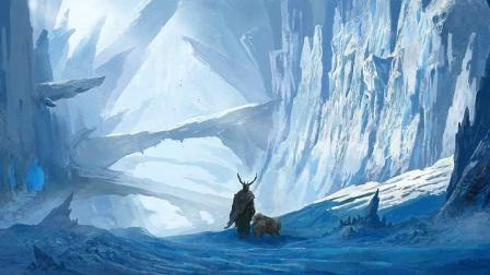 """魔兽世界里有多""""寒冷""""? 带你解锁超逼真的冰雪场景"""