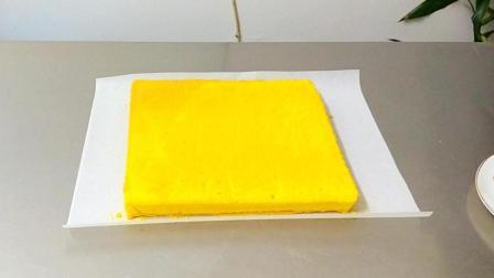 全蛋海绵蛋糕, 莉莉上班时候的配方, 现在在家全职就分享给大家了!
